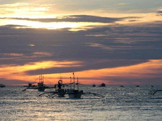 Summer in Boracay