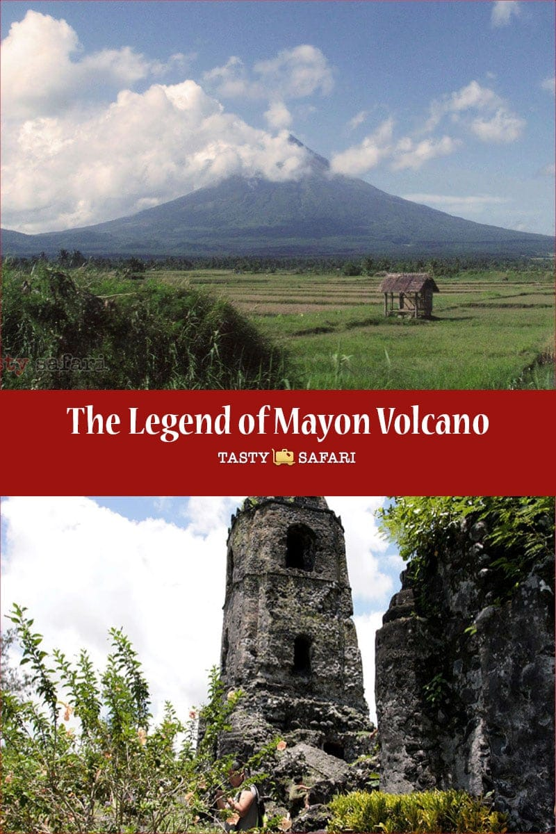 Legend of Mayon Volcano