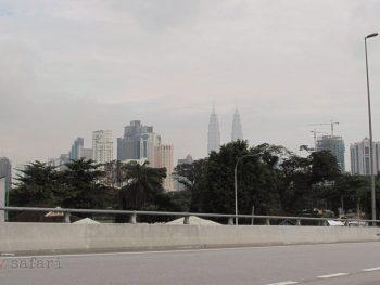 From Port Klang to Kuala Lumpur