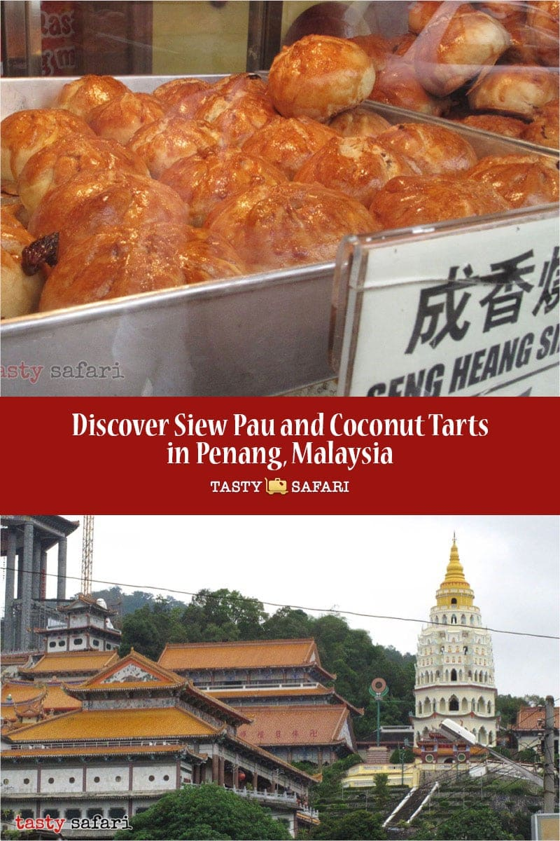 Siew Pau and Coconut Tarts in Penang