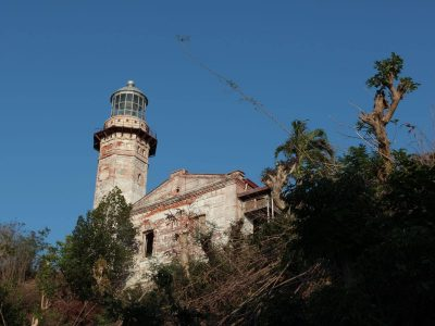 Finally, a photo of Cape Bojeador Lighthouse with no visible humans
