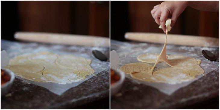 Empanada crust