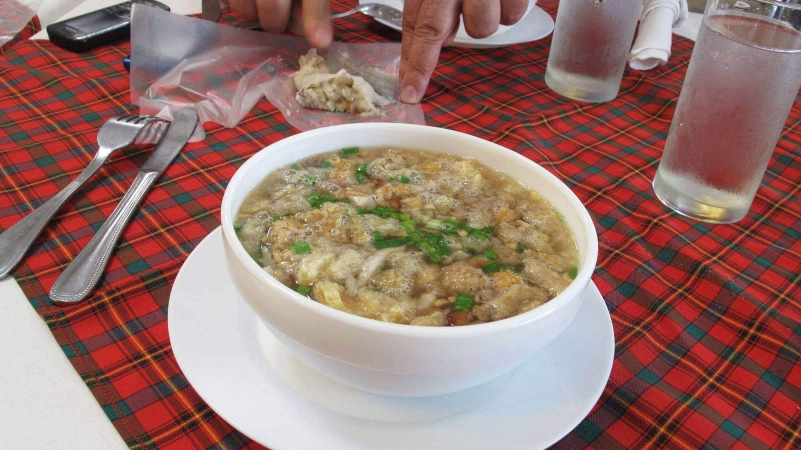 Batchon (batchoy with lechon), Pendy's, Bacolod City