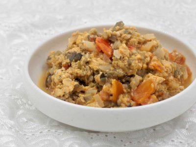 Poqui-poqui, Ilocano eggplant omelette