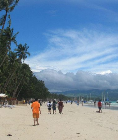 Boracay in September