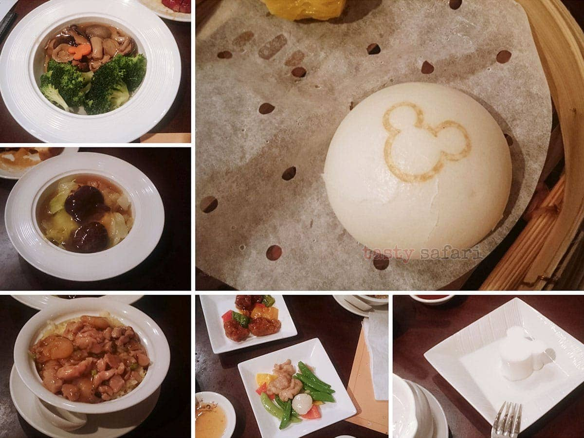 Plaza Inn, Hong Kong Disneyland: good eats