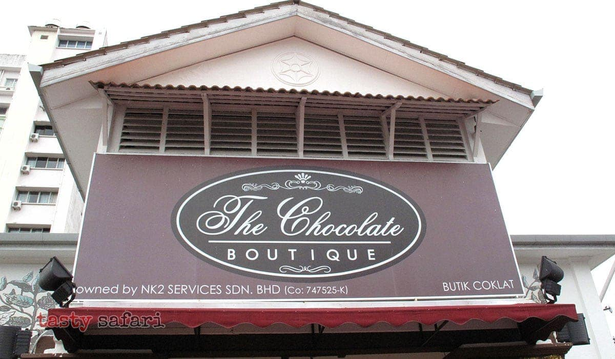 The Chocolate Boutique, Penang