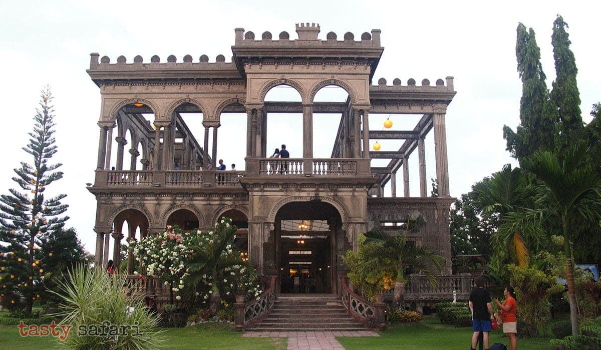 It is a Grievous Mistake to Call The Ruins the Taj Mahal of Negros