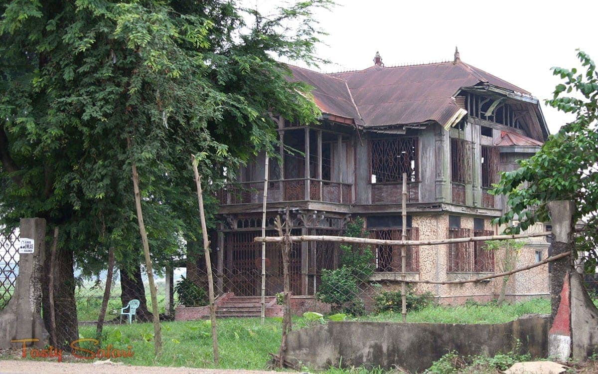 The Haunted House in San Ildefonso