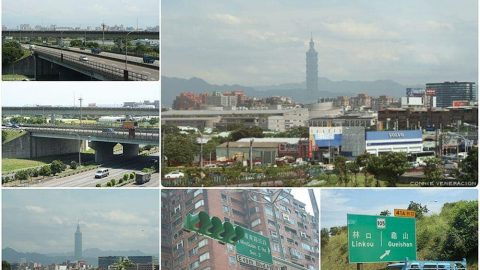 5 days and 4 nights in Taiwan