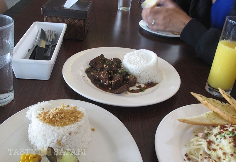 Beef salpicao. Pepe's, Bacolod City