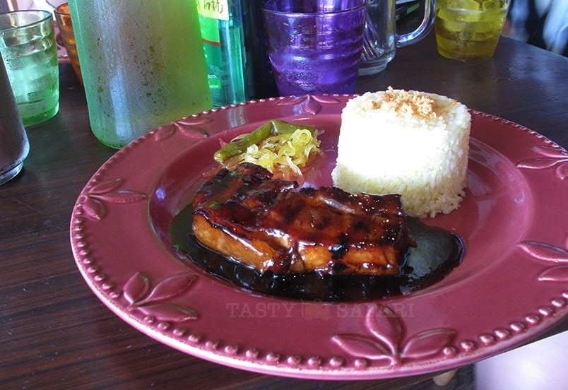 Pork ribs, Krabby Fatty, Bacolod City