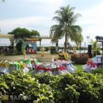Party set-up, Palmas del Mar, Bacolod City