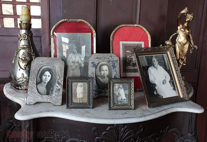 Old photos of members of the Agoncillo clan: Taal, Batangas