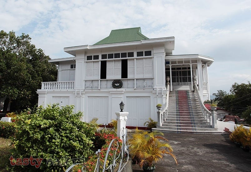 Agoncillo House in Taal, Batangas: Typical