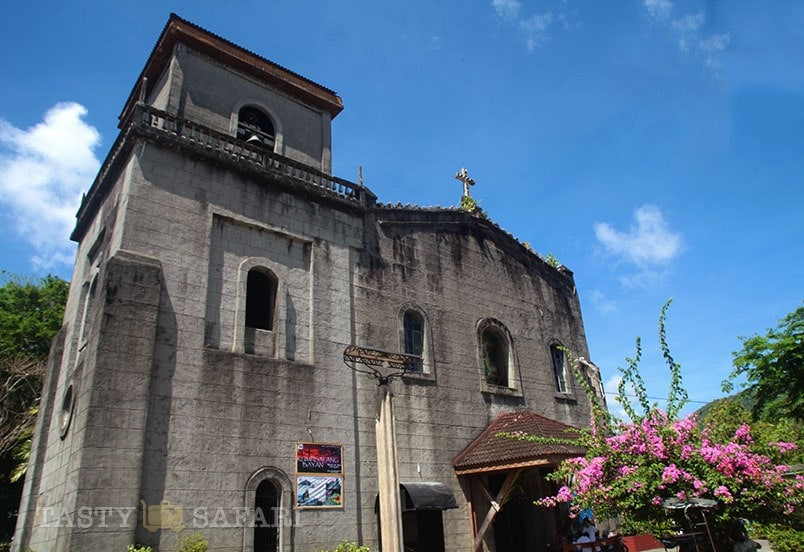 Pangil Church, Laguna