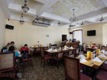 Bistro Amarillo, Hotel Salcedo de Vigan