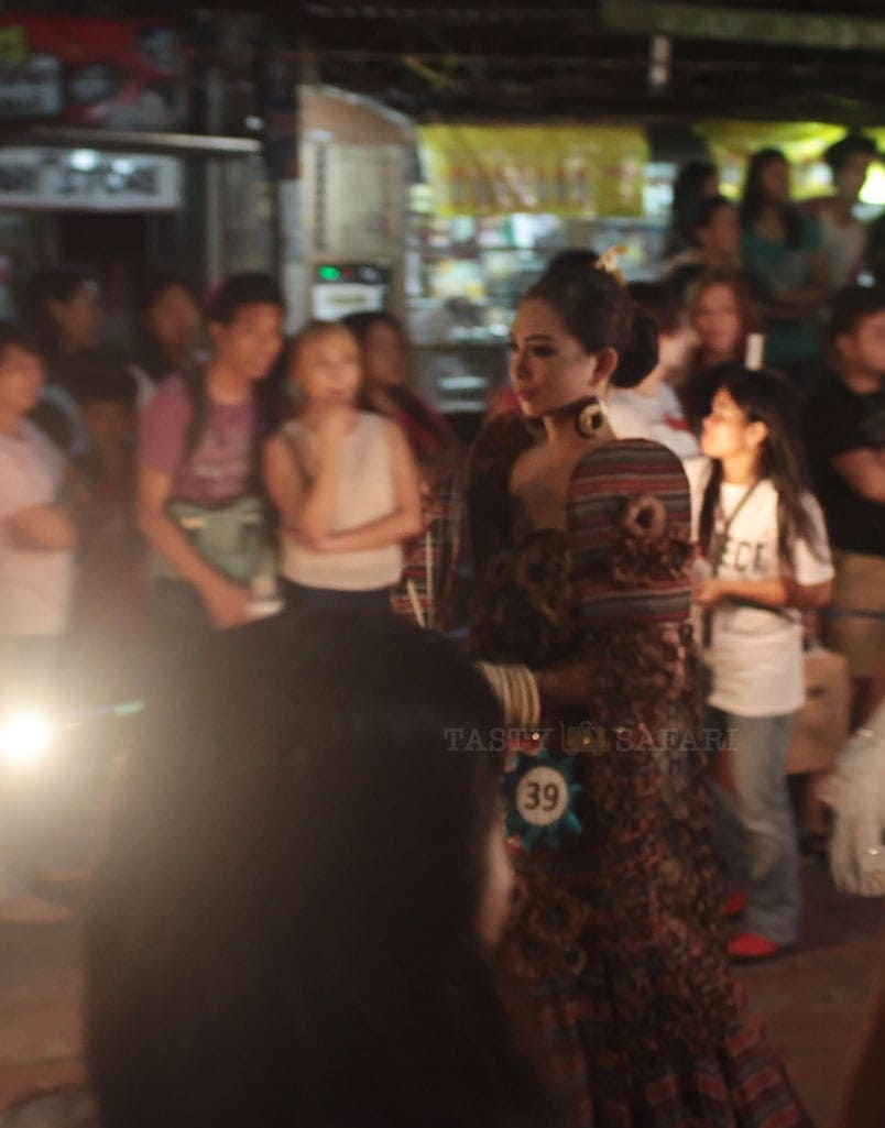A Gay Sagala in Native Gown | In Marikina, the 2015 Gay Santacruzan