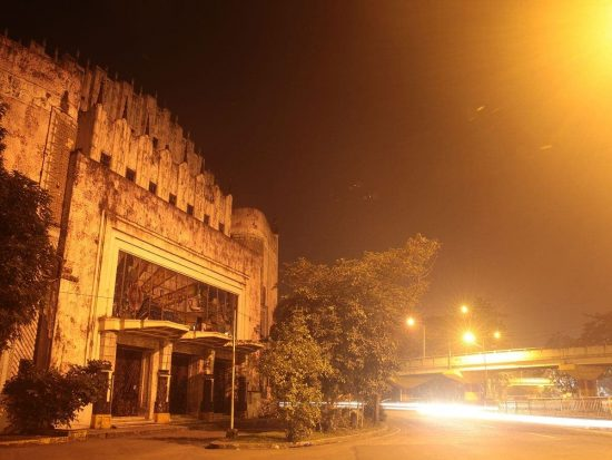 Metropolitan Theater, Manila