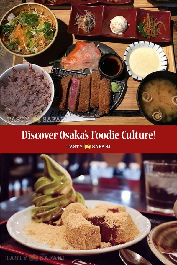 Discover the Foodie Culture of Osaka, Japan