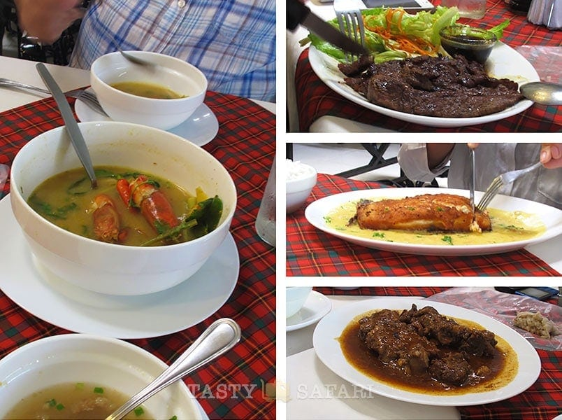 Lunch at Pendy's, Bacolod City