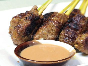 How to Cook Grilled Pork in Lemongrass Skewers in 4 Easy Steps