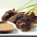 Grilled Pork in Lemongrass Skewers in 4 Easy Steps
