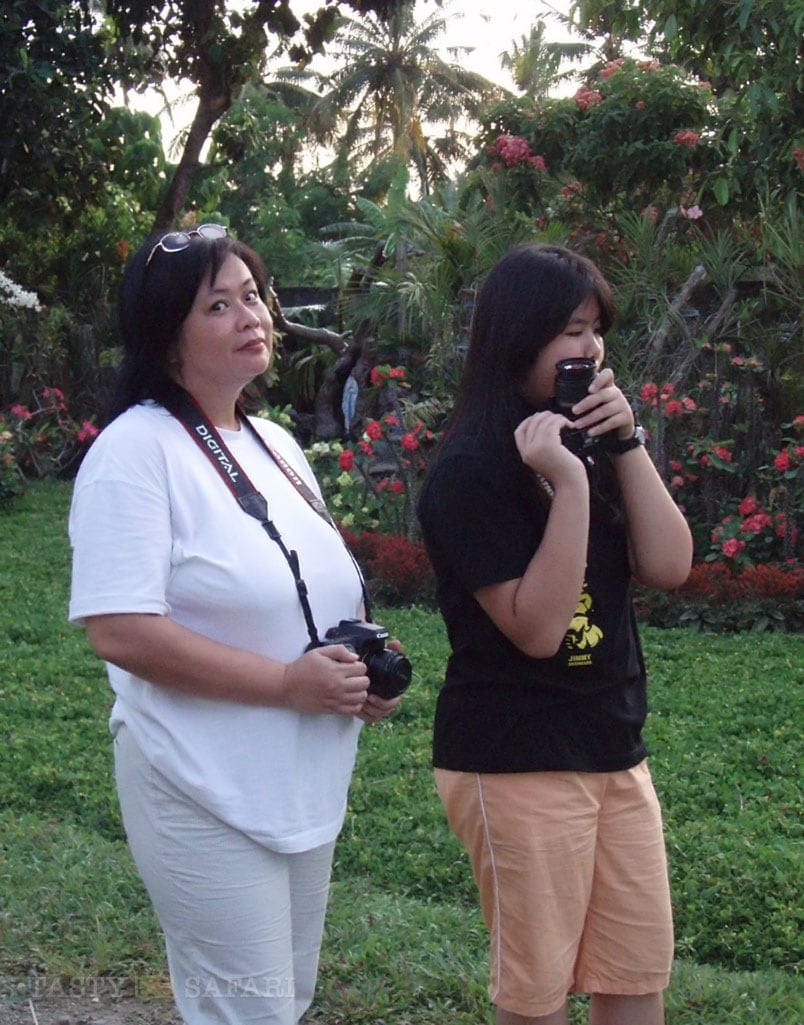 Traveling with a dSLR. Panay Island, 2008