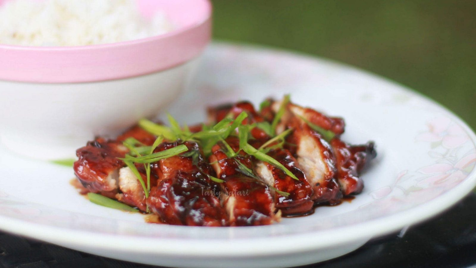 Chicken Teriyaki With Easy Homemade Teriyaki Sauce