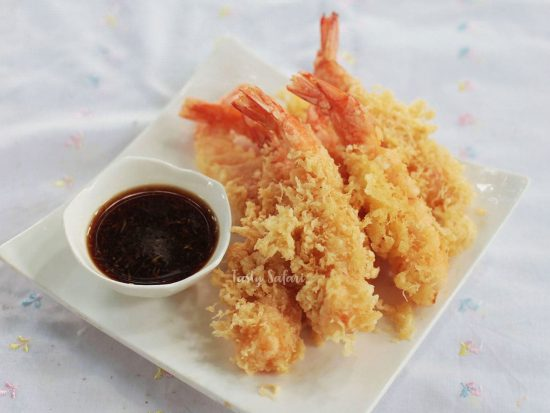 Ebi (Shrimp) Tempura
