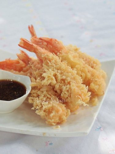 Ebi (Shrimp) Tempura Recipe