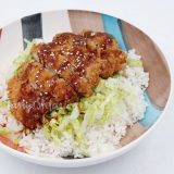 Tonkatsu (Japanese Deep-fried Breaded Pork Cutlet) Recipe