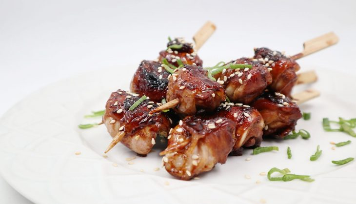 Easy Yakitori (With Tare Sauce)