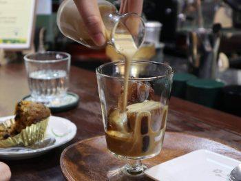 Coffee class at The Yellow Chair, Saigon