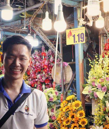 Saigon's Street Food Man