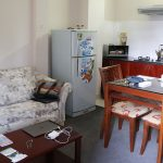 Living room, Green View Serviced Apartments, Saigon