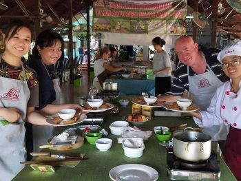 HCM Cooking School and Organic Farm