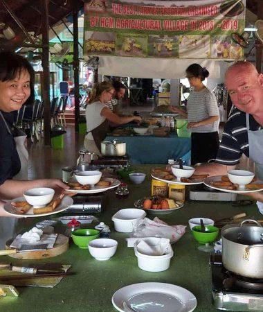 HCM Cooking School and Organic Farm