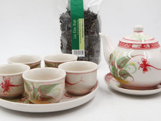 Vietnamese premium jasmine tea