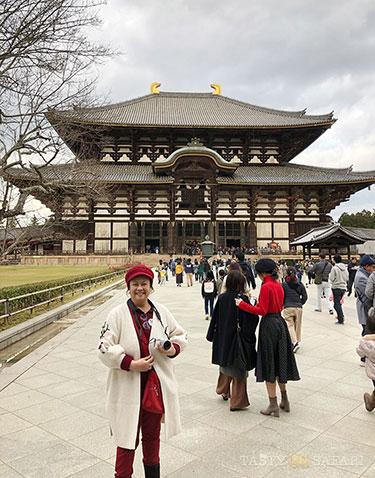 Connie Veneracion, Nara, Japan
