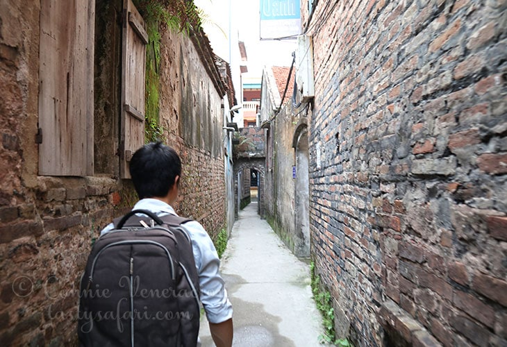 Old village, Bat Trang, Vietnam