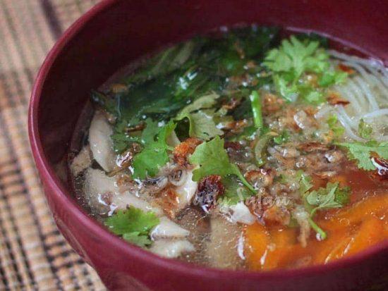 Phở Gà (Vietnamese Chicken Noodle Soup) Recipe