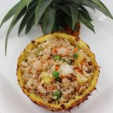 How to Cook Thai Shrimp and Pineapple Fried Rice