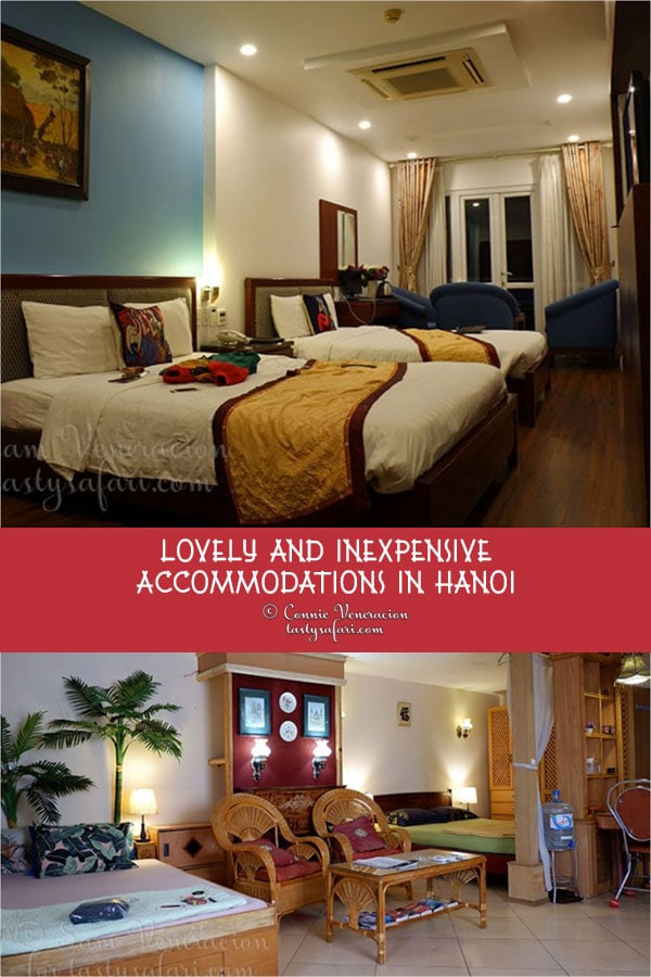 Accommodation in Hanoi: Hotel or Airbnb?