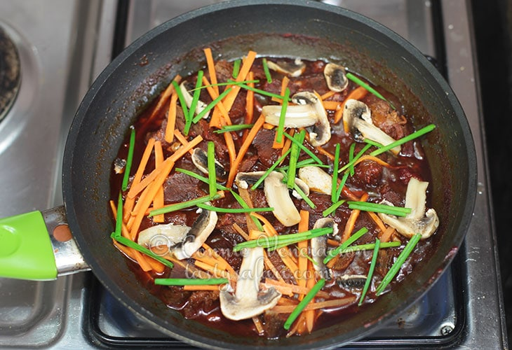 How to Cook Mongolian Beef Barbecue