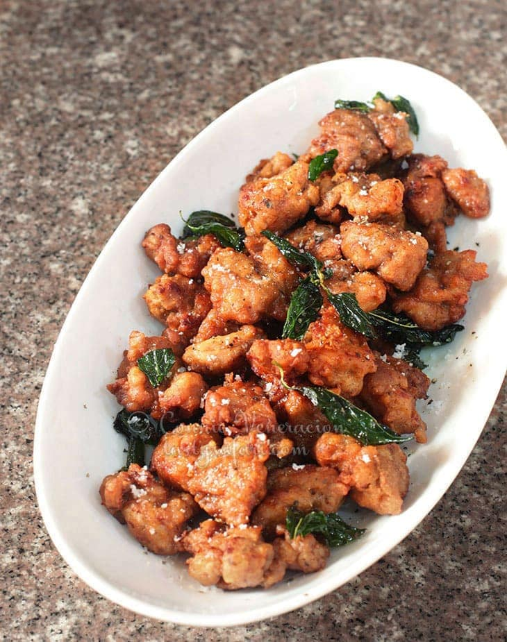 How to Cook Taiwanese-style Salt-and-Pepper Chicken