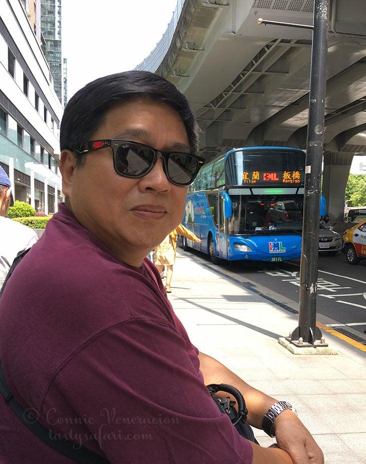 Speedy Veneracion. Taipei, 2019