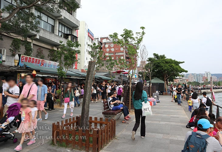 Tamsui waterfront