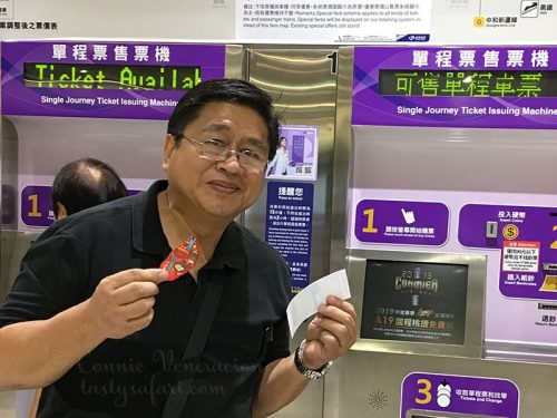 How to use Easycard to ride MRT in Taipei