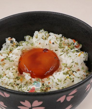 Recipe: Shoyuzuke (soy sauce pickled) egg yolks